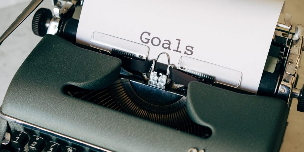 Goal Setting For Maximum Success – Background Image