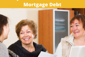 Pre-Retirement Strategy: 4 Ways To Ease The Stress of Mortgage Debt
